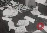 Image of paper airplanes New York City USA, 1967, second 6 stock footage video 65675061510