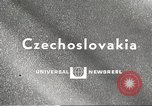 Image of motorcycle race Vimperk Czechoslovakia, 1967, second 3 stock footage video 65675061513