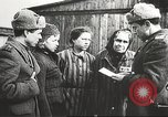 Image of prisoners Poland, 1945, second 3 stock footage video 65675061517