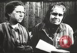 Image of prisoners Poland, 1945, second 5 stock footage video 65675061517