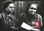 Image of prisoners Poland, 1945, second 8 stock footage video 65675061517