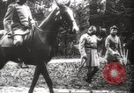 Image of Emperor Wilhelm II, and Archduke Franz Ferdinand  Austria, 1913, second 8 stock footage video 65675061520