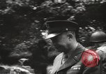 Image of Dwight Eisenhower Normandy France, 1944, second 10 stock footage video 65675061527