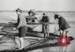 Image of Australian fishermen Queensland Australia, 1944, second 7 stock footage video 65675061530