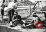 Image of Australian fishermen Queensland Australia, 1944, second 12 stock footage video 65675061530