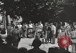 Image of Major General Alexander Patch decorates FFI leader Saint Tropez France, 1944, second 10 stock footage video 65675061546