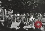 Image of Major General Alexander Patch decorates FFI leader Saint Tropez France, 1944, second 11 stock footage video 65675061546