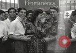 Image of U.S. Paratrooper talks with  French Forces of Interior Saint Tropez France, 1944, second 2 stock footage video 65675061547