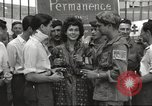 Image of U.S. Paratrooper talks with  French Forces of Interior Saint Tropez France, 1944, second 3 stock footage video 65675061547