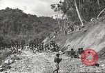Image of 116th Engineer Battalion 41st Division soldiers New Guinea, 1943, second 3 stock footage video 65675061550