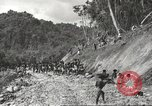 Image of 116th Engineer Battalion 41st Division soldiers New Guinea, 1943, second 4 stock footage video 65675061550