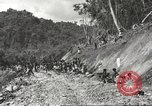 Image of 116th Engineer Battalion 41st Division soldiers New Guinea, 1943, second 9 stock footage video 65675061550