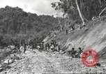 Image of 116th Engineer Battalion 41st Division soldiers New Guinea, 1943, second 10 stock footage video 65675061550