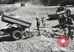 Image of United States 116th Engineer Battalion 41st Division soldiers New Guinea, 1943, second 5 stock footage video 65675061551