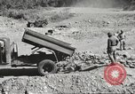 Image of United States 116th Engineer Battalion 41st Division soldiers New Guinea, 1943, second 6 stock footage video 65675061551
