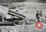 Image of United States 116th Engineer Battalion 41st Division soldiers New Guinea, 1943, second 7 stock footage video 65675061551