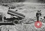 Image of United States 116th Engineer Battalion 41st Division soldiers New Guinea, 1943, second 8 stock footage video 65675061551