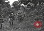 Image of Chinese troops Burma, 1943, second 6 stock footage video 65675061558