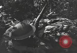 Image of Chinese soldiers Burma, 1944, second 5 stock footage video 65675061588