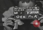 Image of Colonel Lewis A Pick Myitkyina Burma, 1944, second 2 stock footage video 65675061589
