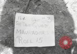 Image of Merrill's Marauders Burma, 1944, second 3 stock footage video 65675061592