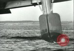 Image of Blohm and Voss BV 222 Wiking Hamburg Germany, 1941, second 12 stock footage video 65675061605