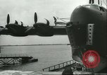 Image of Blohm and Voss BV-238 Germany, 1943, second 9 stock footage video 65675061607