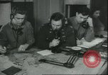 Image of 8th Air Forces fighter pilots European Theater, 1945, second 3 stock footage video 65675061611
