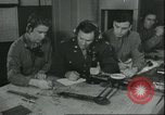 Image of 8th Air Forces fighter pilots European Theater, 1945, second 12 stock footage video 65675061611