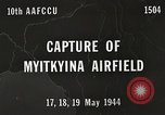 Image of CG-4 gliders Myitkyina Burma, 1944, second 4 stock footage video 65675061620