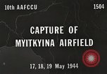 Image of CG-4 gliders Myitkyina Burma, 1944, second 10 stock footage video 65675061620
