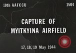 Image of CG-4 gliders Myitkyina Burma, 1944, second 11 stock footage video 65675061620