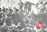 Image of British pilots India, 1944, second 8 stock footage video 65675061627