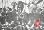 Image of British pilots India, 1944, second 9 stock footage video 65675061627