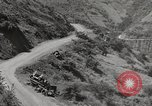 Image of Burma road Burma, 1944, second 5 stock footage video 65675061638