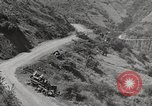 Image of Burma road Burma, 1944, second 6 stock footage video 65675061638