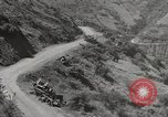 Image of Burma road Burma, 1944, second 8 stock footage video 65675061638