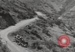 Image of Burma road Burma, 1944, second 9 stock footage video 65675061638