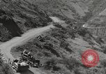 Image of Burma road Burma, 1944, second 10 stock footage video 65675061638