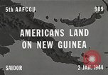 Image of United States soldiers Saidor New Guinea, 1944, second 1 stock footage video 65675061658