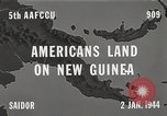 Image of United States soldiers Saidor New Guinea, 1944, second 4 stock footage video 65675061658