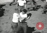 Image of US Army Airborne training activities United States USA, 1956, second 4 stock footage video 65675061686