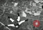 Image of US Army Parachute Team United States USA, 1962, second 10 stock footage video 65675061691