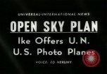 Image of President Dwight Eisenhower United States USA, 1960, second 1 stock footage video 65675061718