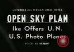 Image of President Dwight Eisenhower United States USA, 1960, second 2 stock footage video 65675061718