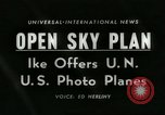 Image of President Dwight Eisenhower United States USA, 1960, second 4 stock footage video 65675061718