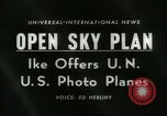 Image of President Dwight Eisenhower United States USA, 1960, second 5 stock footage video 65675061718