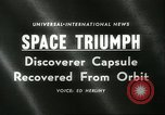 Image of Discoverer XIII United States USA, 1960, second 2 stock footage video 65675061720