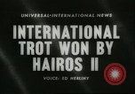 Image of International Trotting Championship New York United States USA, 1960, second 1 stock footage video 65675061733