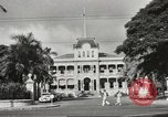 Image of Hawaiian civilians Honolulu Hawaii USA, 1941, second 1 stock footage video 65675061747